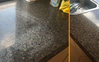 dull spot caesarstone dull spot stone benchtop oven cleaner damage