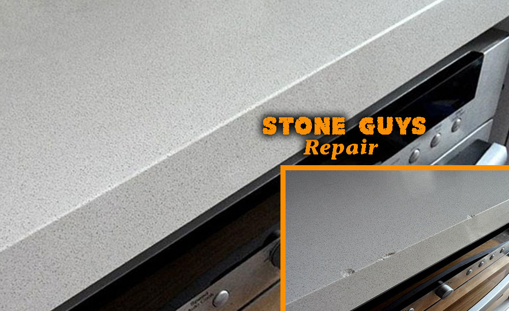 stone benchtop repair stone benchtop chip repair caesarstone chip repair