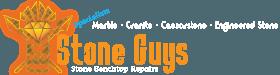 Stone Benchtop Repairs – Stone Guys – Stone Repairs Logo