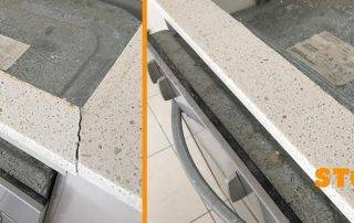 stone benchtop crack repair caesarstone crack repair caesarstone crack repair kit bunnings