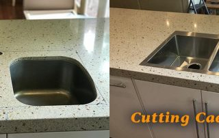 cut stone benchtop cut granite benchtop cutting caesarstone caesarstone cutting service hole drill granite marble quartz cut stone benchtop brisbane cut stone benchtop melbourne